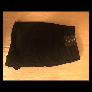 AEO high rise shortie shorts